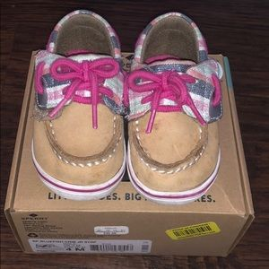 Sperry toddler 4m shoes 9-12months